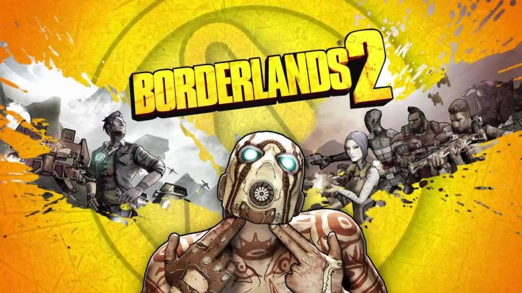Jogos de Tiro - Borderlands 2