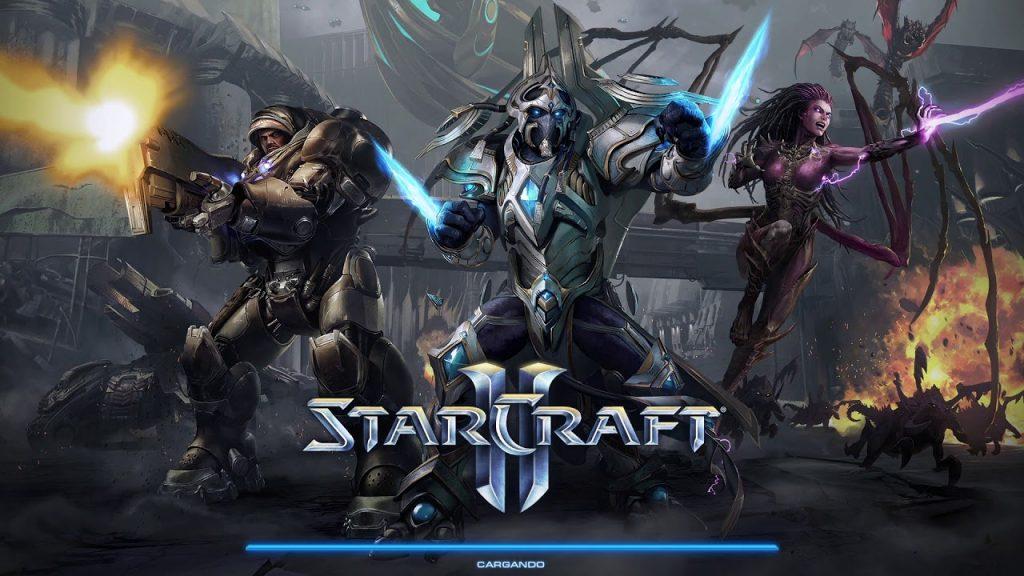 Jogos Grátis para PC - StarCraft 2