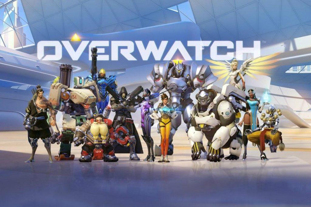 Jogos de Tiro - Overwatch