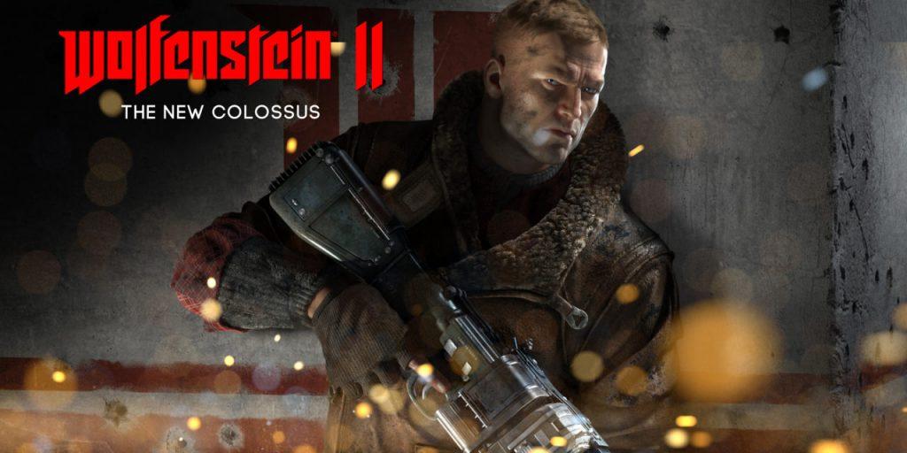 Jogos de Tiro - Wolfenstein 2