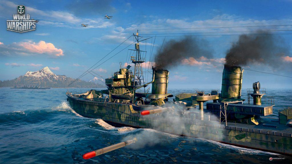 Jogos Grátis para PC - World of Warships
