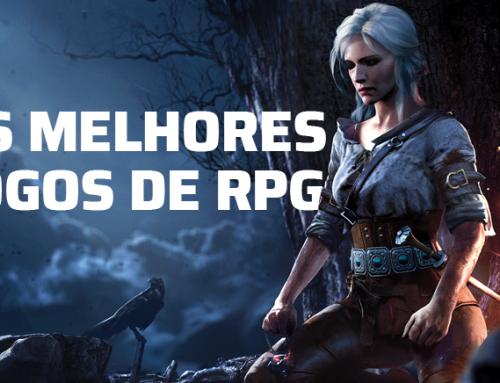 [TOP 10] – Os melhores jogos de RPG