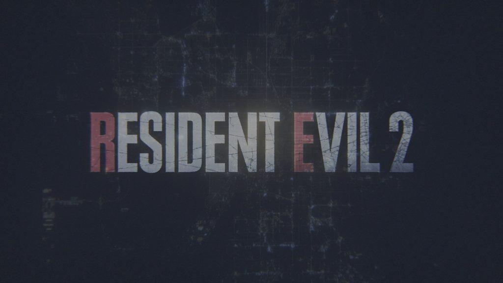 Jogos de Terror - RE2