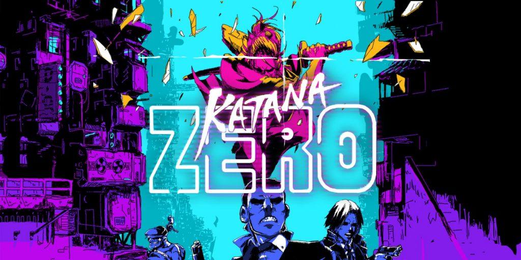 Jogos de Plataforma - Katana ZERO