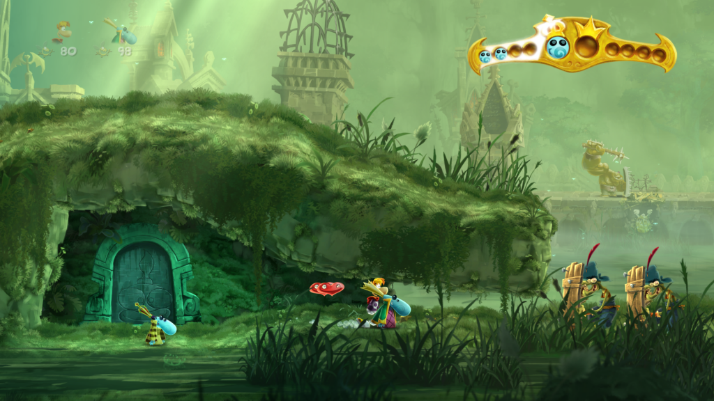Jogos de Plataforma - Rayman legends