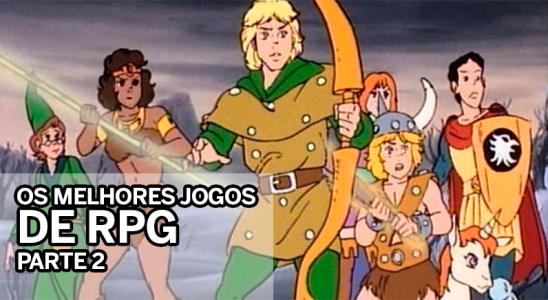 Os Melhores Jogos de RPG 2- Blog Nuuvem
