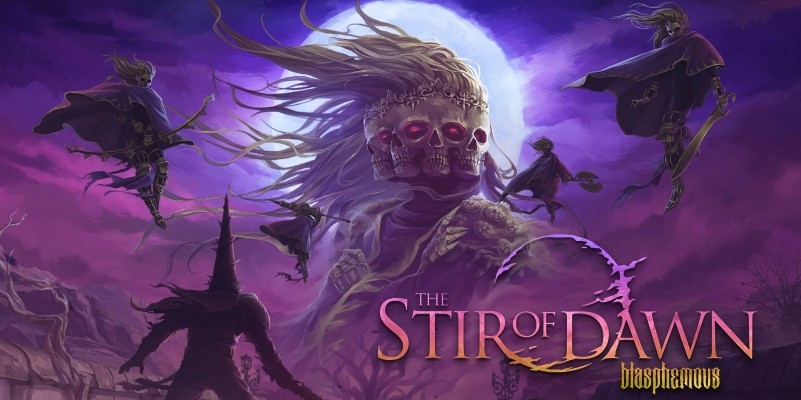 The Stir of Dawn é DLC grátis para Blasphemous