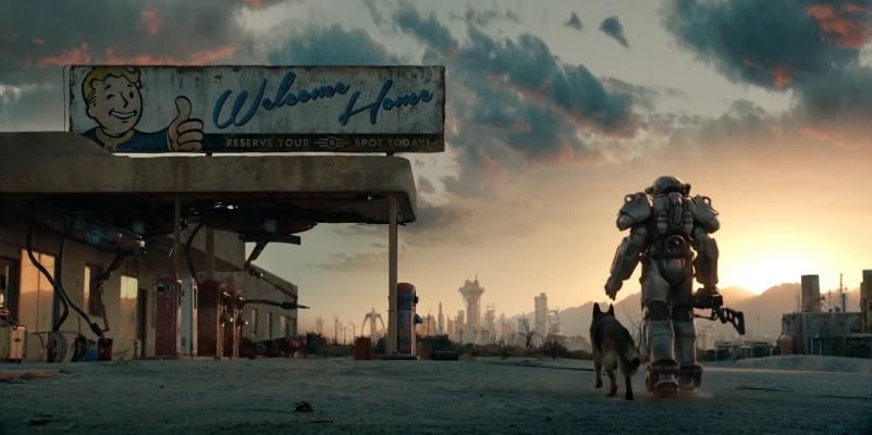 Fallout vai ganhar série na Amazon Prime Video.