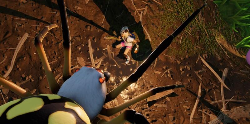 Grounded é um jogo de sobrevivência da Obsidian.