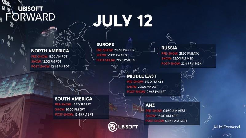 Anote o horário do evento Ubisoft Foward e participe para ganhar Watch Dogs 2 de graça.