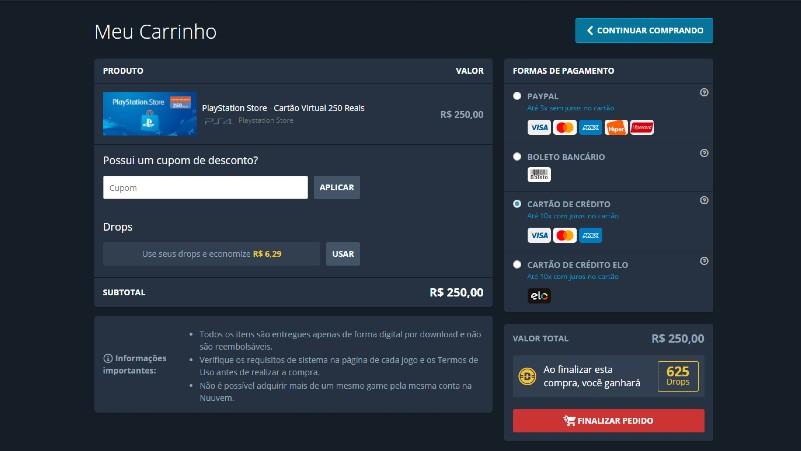Como comprar jogos de PS4 baratos