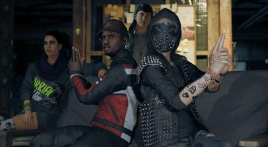 Watch Dogs 2 de graça no Ubisoft Foward