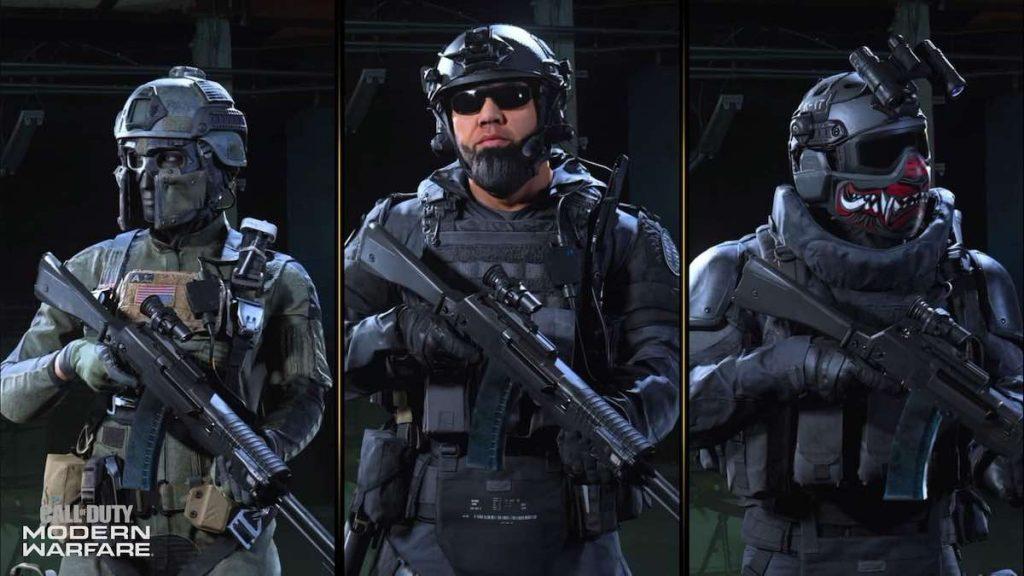 Três novos operadores estreiam na Season 5 de Call of Duty Modern Warfare e Warzone