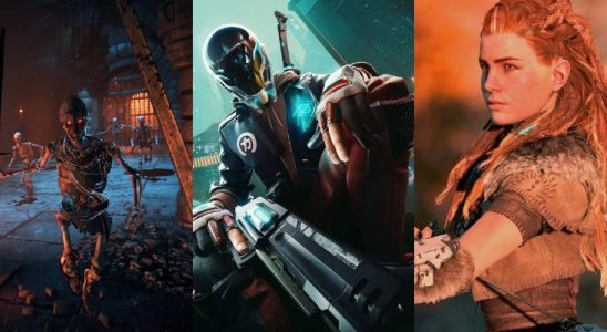 Novos games: Horizon, Hyper Scape e mais!