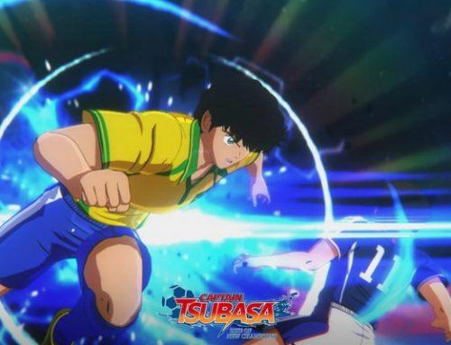 Seleção brasileira em imagens de Captain Tsubasa