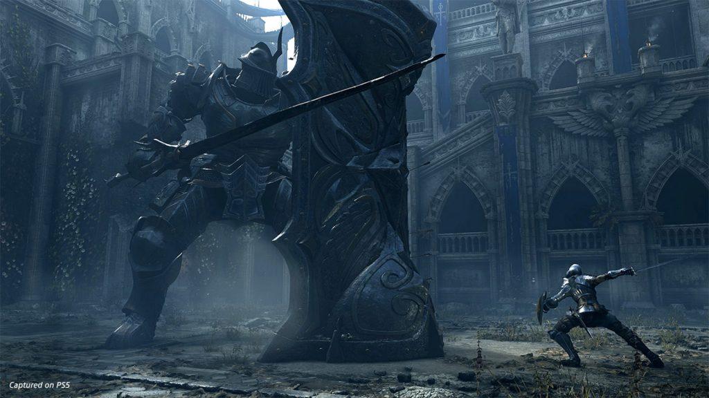 Remake de Demon's Souls é um dos mais aguardados jogos do ps5