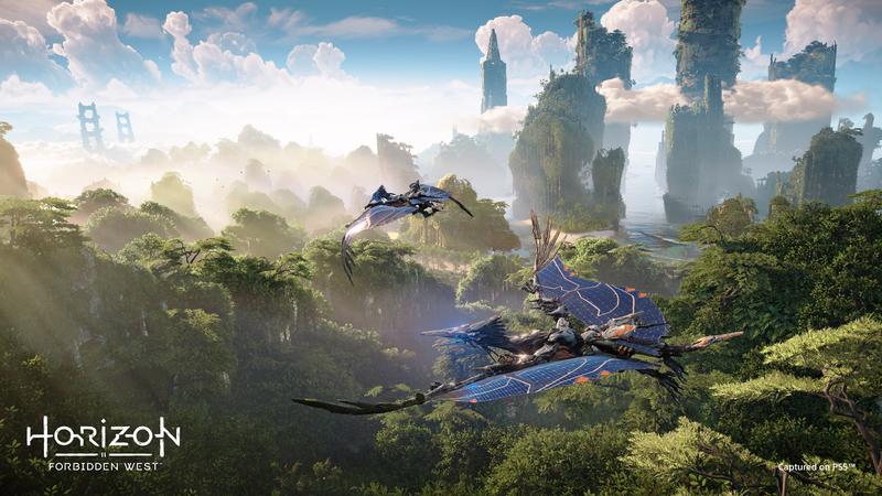 Horizon é um dos jogos do ps5