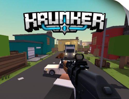 Krunker: Jogue o game que mistura Minecraft e CS:GO