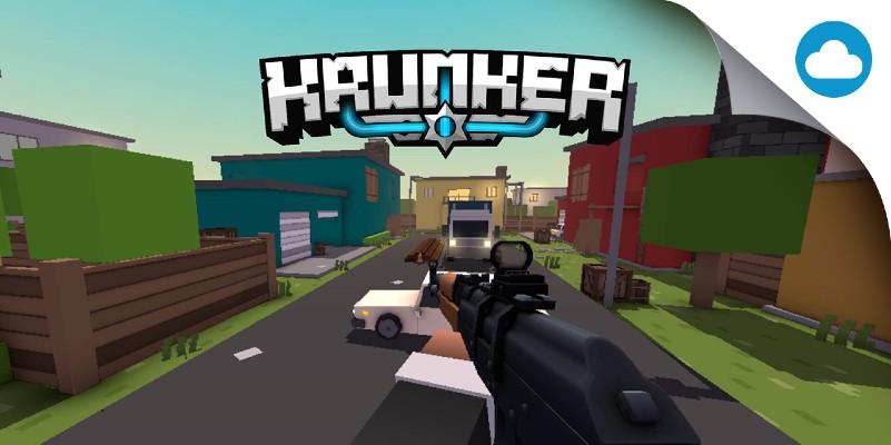 Conheça Krunker, FPS online que mistura Minecraft e CS:GO