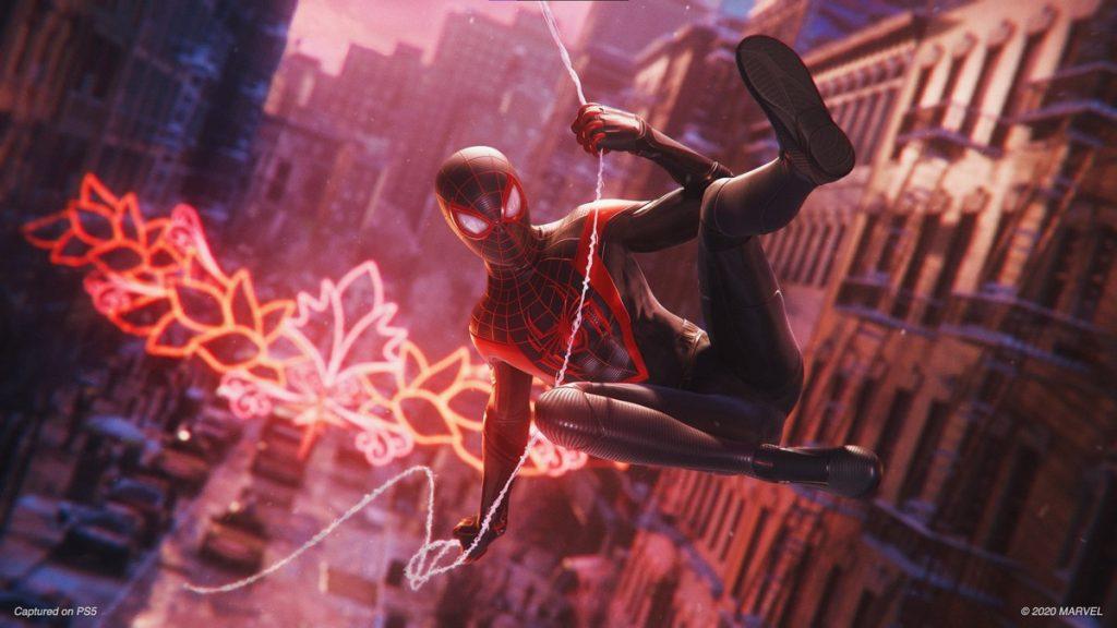 Nova aventura com o Ultimate Spider-man é um dos jogos do ps5!