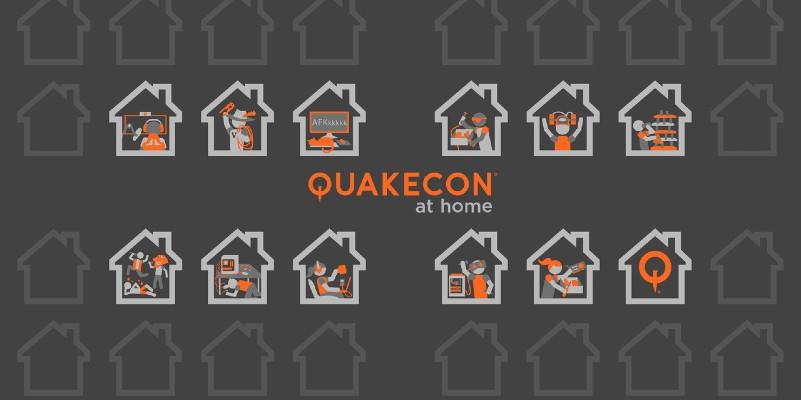 Quando e onde assistir a Quakecon 2020