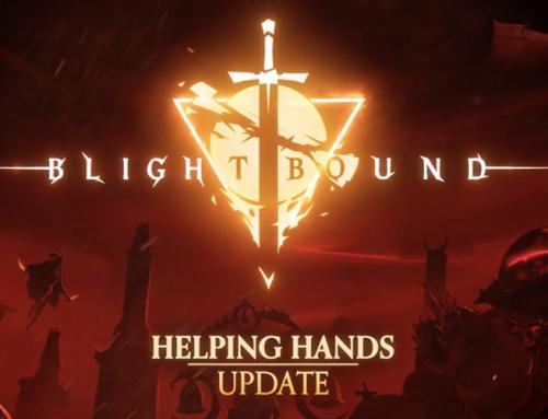 Atualização de Blightbound traz heróis da I.A. para o jogo
