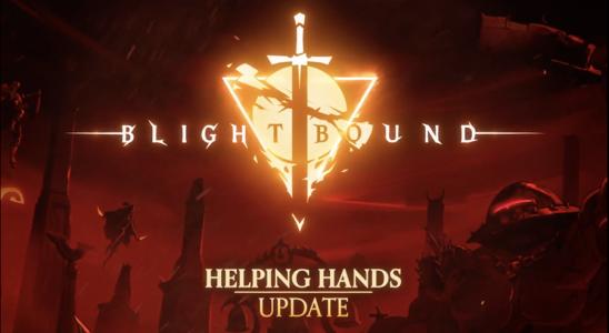 Atualização de Blightbound traz heróis da I.A. e mais novidades.