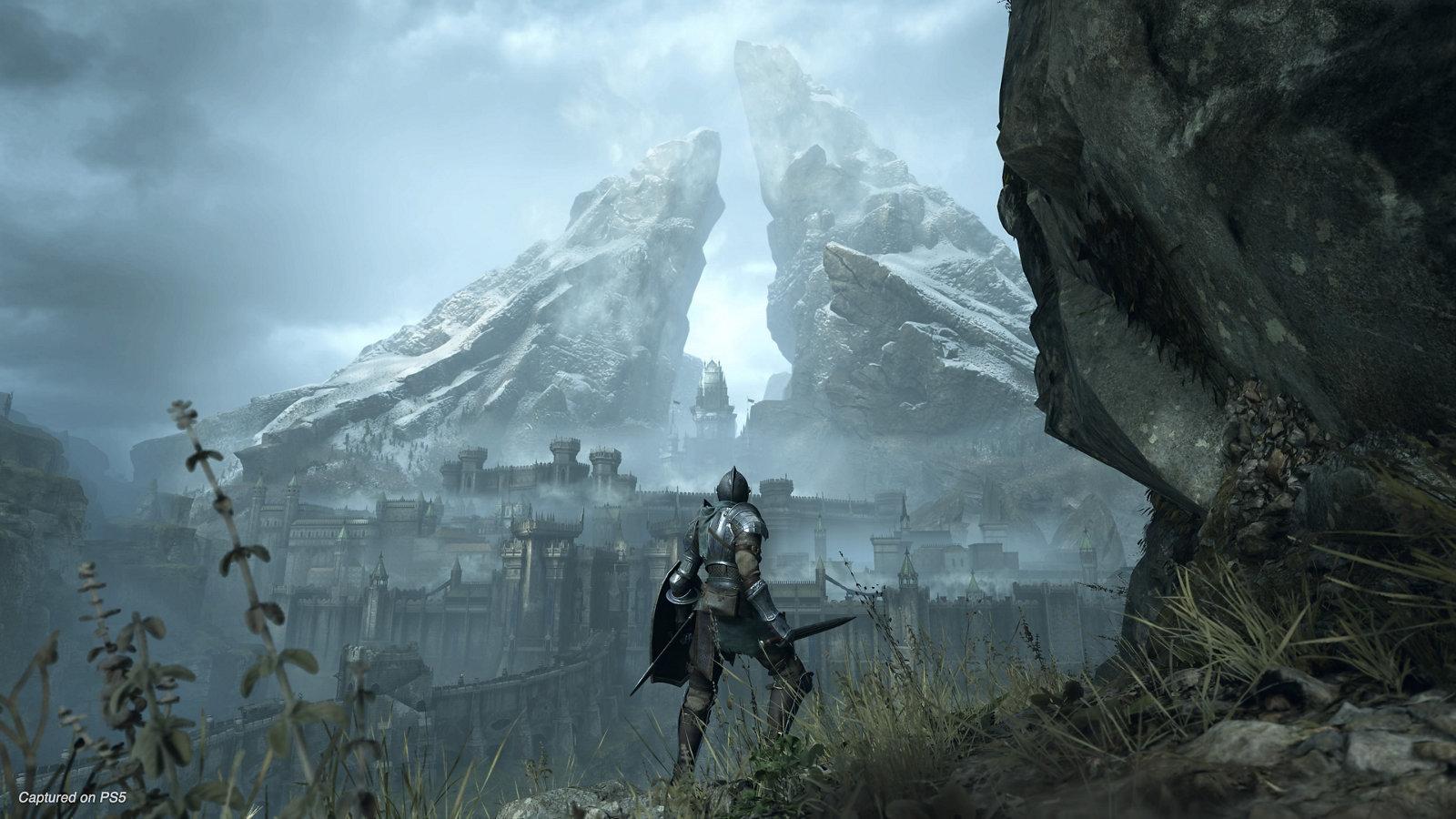 Demon's Souls no PS5