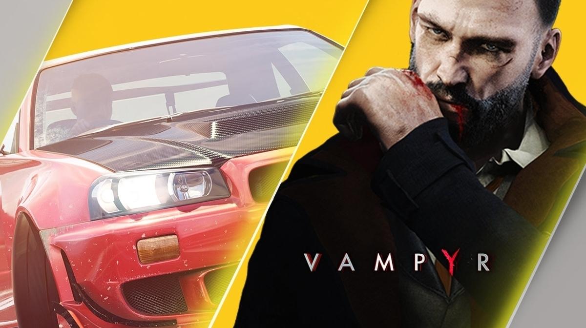 PS Plus de outubro tem NFS e Vampyr
