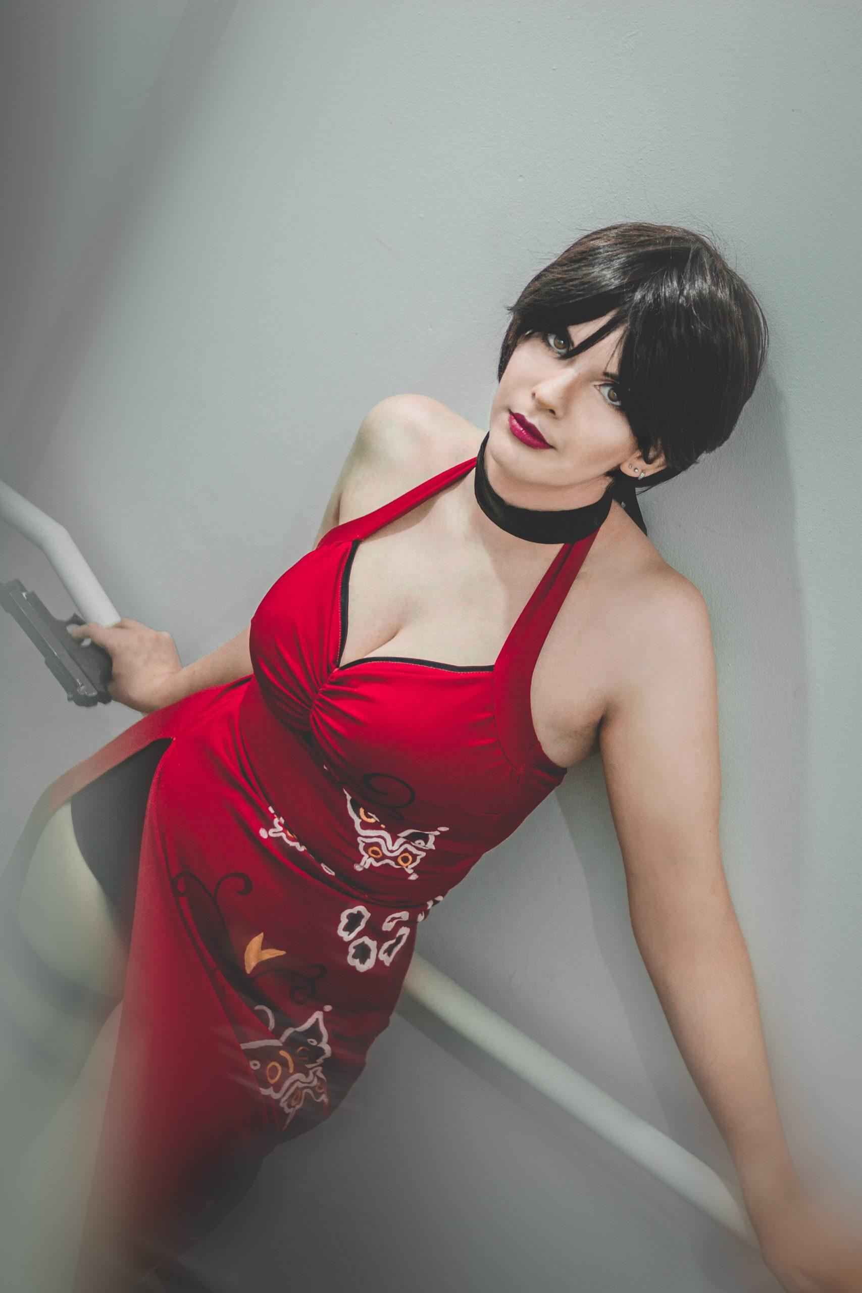 Cosplay Ada Wong - Resident Ev