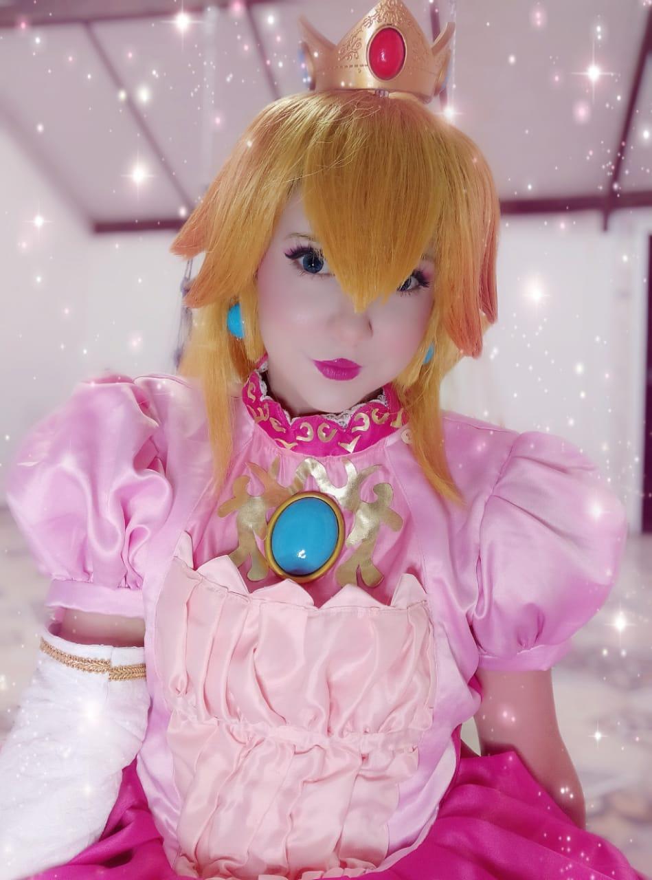 Top Cosplay 2 - Cosplay Gamer de Princesa Peach de Super Mario por Naoko CosplayCosplay Gamer de Princesa Peach de Super Mario por Naoko Cosplay