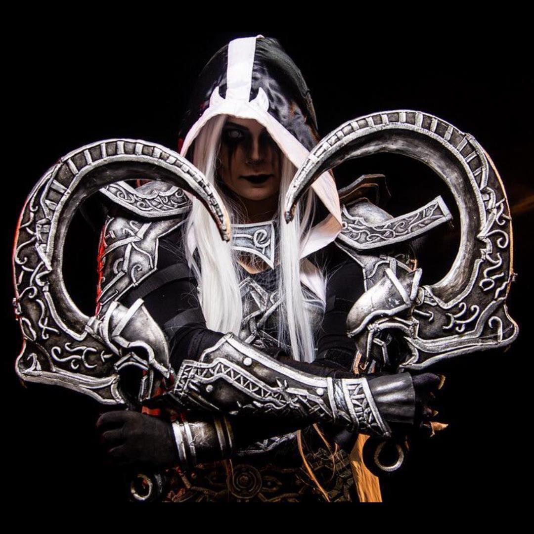 Cosplay Gamer de Ary - Malthael de Diablo Blizzard