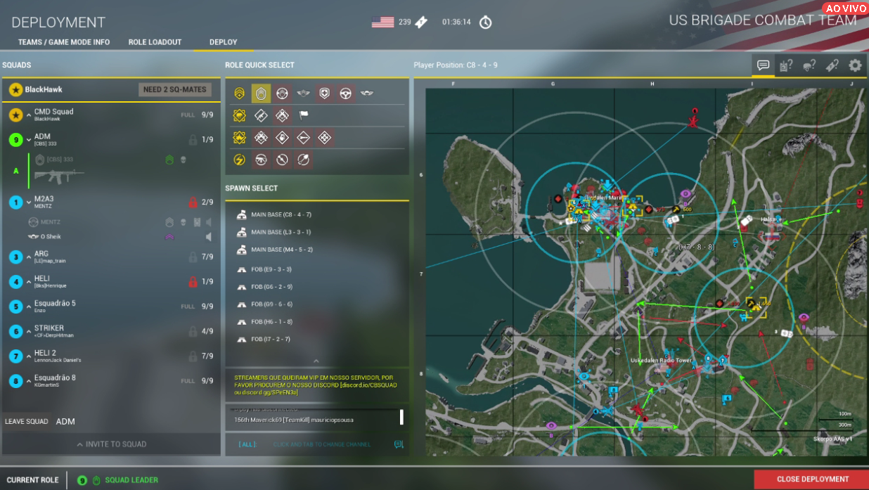 Análise do jogo Squad: Jogo de Tiro em primeira pessoa que coloca o jogador em um campo de batalha 50 contra 50. Uma verdadeira guerra organizada cheia de habilidade , mira e muito estratégia em grupo.
