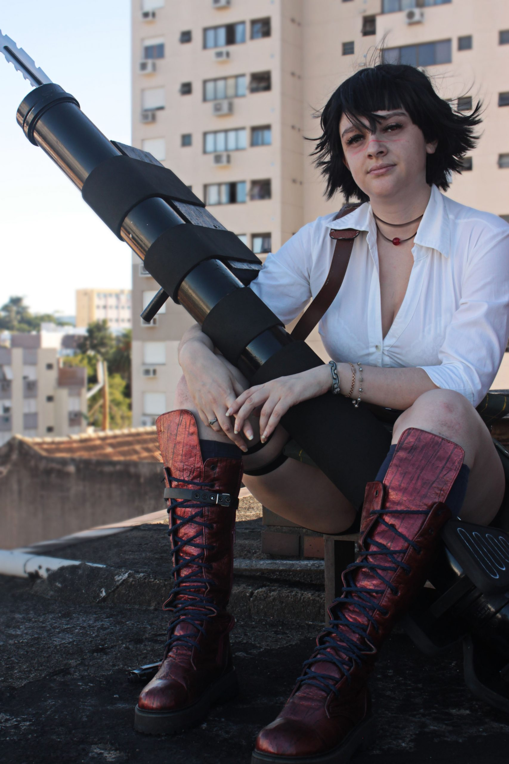 Cosplay Lady - Devil May Cry 3